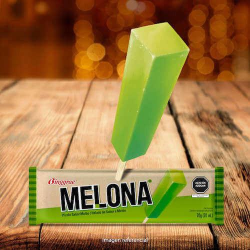 HELADO MELONA MELON