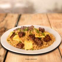 Almuerzo Chaufa Criollo de Carne