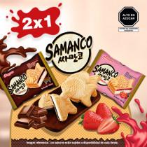 Helado Samanco 2X1